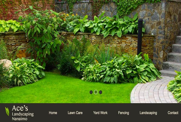 Ace Landscaping Nanaimo