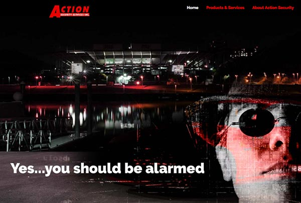 Action Security Services Alarms and Surveillance