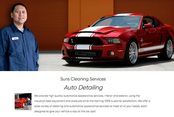 Sun's Carpet and Auto Detailing Services Calgary