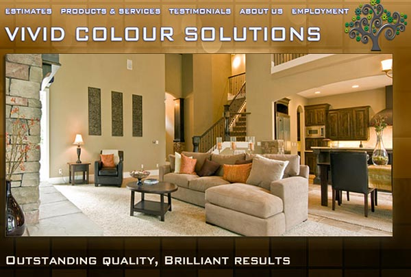 Vivid Color Solutions Home Painting